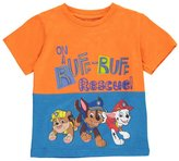 "Paw Patrol Little Boys' Toddler ""On a Rescue!"" T-Shirt"