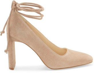 Vince Camuto Damell Ankle-Wrap Pump