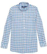 Vineyard Vines Pelican Cay Beach Check Woven Shirt