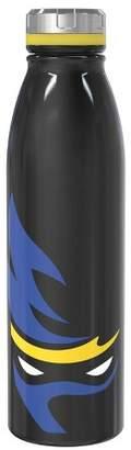 Zak Designs 19oz Stainless Steel Ninja Chug Bottle Black