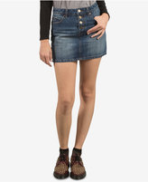 Volcom Juniors' Stone Denim Mini Skirt