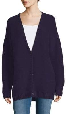 Akris Knit Buttoned Sweater