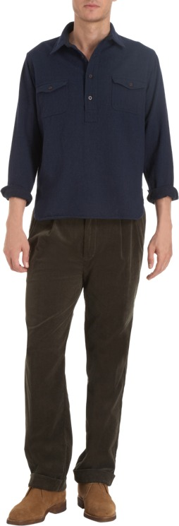 Chimala Pullover Shirt
