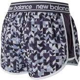 "New Balance Women's Accelerate Printed 2.5"" Running Shorts"