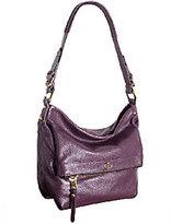 Oryany Pebble Leather Hobo Bag - Abbey