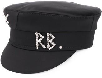Ruslan Baginskiy Studded Logo Embellished Cap