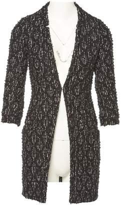 Jay Ahr Black Cotton Coats