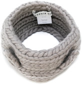 Eugenia Kim Kat hand knitted headband