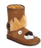 Emu Boy's Little Creatures - Leo Lion Boot