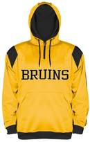 Majestic Big & Tall Boston Bruins Quarter-Zip Fleece