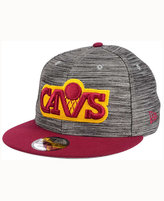 New Era Cleveland Cavaliers Blurred Trick 9FIFTY Snapback Cap