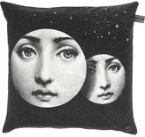 Fornasetti - Themes & Variations Pillow #39- Black/White