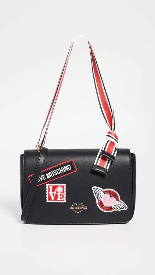 94d6e6548c Moschino Shoulder Bags - ShopStyle
