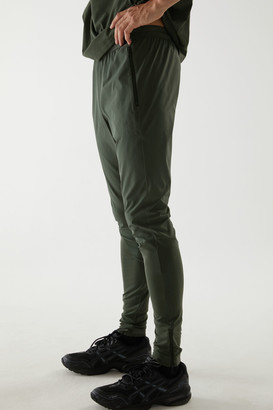 Cos Recycled Polyester Tapered Running Trousers