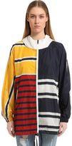 Tommy Hilfiger Patchwork Stripe Jacket Gigi Hadid