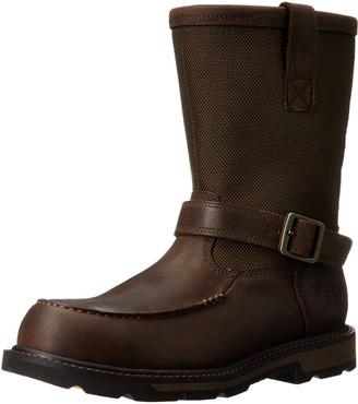Ariat Men's Groundbreaker Moccasin H2O Steel Toe Work Boot