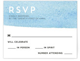 Minted Painted Sea RSVP Cards