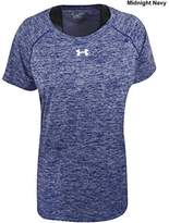Under Armour Womens Twisted Tech Locker T-navy/blue