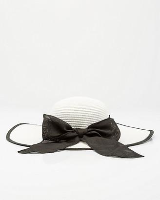 Le Château Floppy Wide Brim Hat