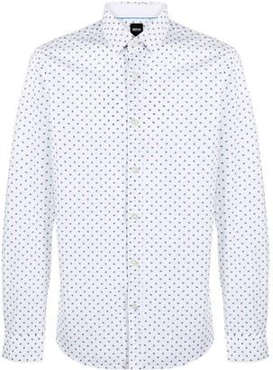 HUGO BOSS All-Over Print Shirt
