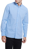 Jaeger End On End Regular Fit Shirt, Light Blue
