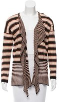 M Missoni Long Sleeve Printed Cardigan