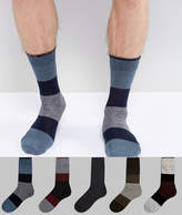 Jack and Jones 5 Pack Socks