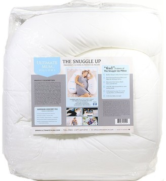 Ultimate Mum Pillows Pregnancy and Nursing Pillow The Snuggle Up Pillow U-Shaped
