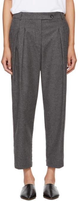 YMC Grey Annie Trousers