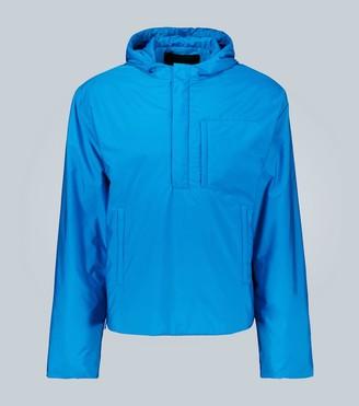 Prada Exclusive to Mytheresa padded half-zip jacket
