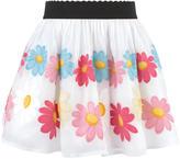MonnaLisa Embroidered skirt