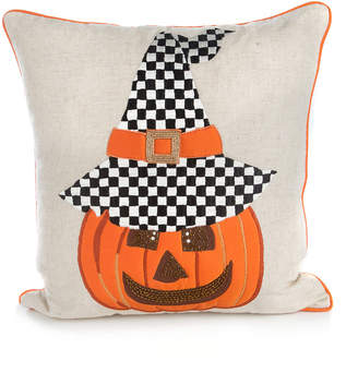 Mackenzie Childs Happy Jack Pillow