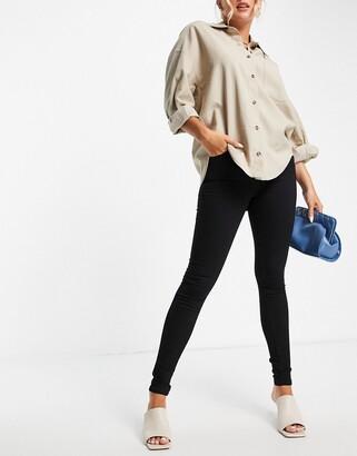 Dr. Denim Lexy mid rise second skin super skinny jeans