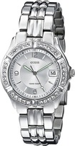 GUESS G75511M Stainless Steel Bracelet Watch Watches