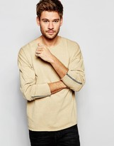 Asos Sweater with Zip Cuffs