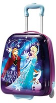 "American Tourister Disney Frozen 18"" Hardside Carry On Luggage - Purple(18)"