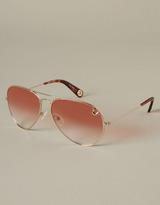 True Religion Men's Jeff58 Sunglasses - Orange/Gold