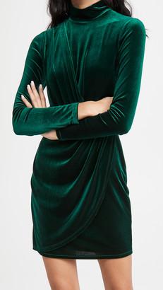 Black Halo Briar Mini Dress