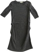 Isabel Marant Grey Wool Dress