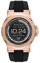 Michael Kors Dylan Rose Gold-Tone Display Watch