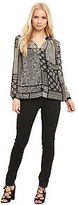 Juicy Couture Winds Patchwork Blouse