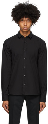 HUGO BOSS Black Extra-Slim Long Sleeve Shirt