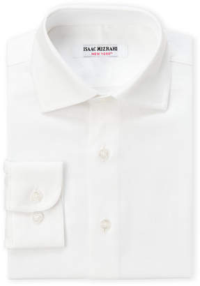 Isaac Mizrahi Boys 4-7) White Dress Shirt