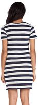 Velvet by Graham & Spencer Janie Stripe Linen Knit