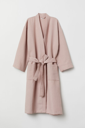 H&M Waffled dressing gown