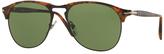 LUXOTTICA GR Persol 8649 Aviator Sunglasses