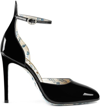 Gucci Patent leather pump