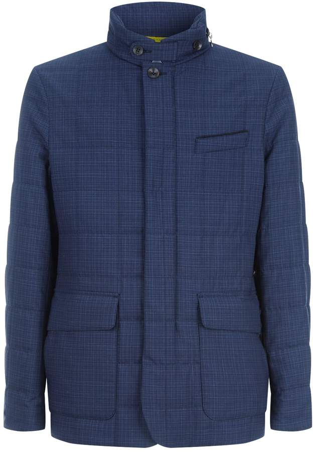Canali Quilted Jacket