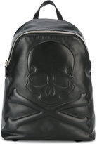 Philipp Plein Going backpack - men - Leather - One Size