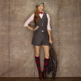Rugby Dewitt Wool Flannel Short